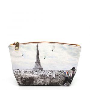 Beauty Grande con Zip Y NOT YES-309 Ciel De Paris