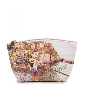 Beauty Case Piccolo Y NOT YES-308 Tramonto sul Mare