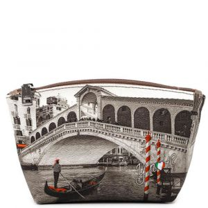 Beauty Case Piccolo Y NOT YES-308 Venice Bridge