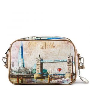 Borsa Donna Y NOT a Tracolla YES-310 London Shard