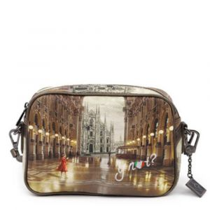 Borsa Donna Y NOT a Tracolla YES-310 Milano Gallery