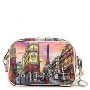 Borsa Donna Y NOT a Tracolla YES-310 Paris Spring