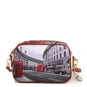 Borsa Donna Y NOT a Tracolla YES-310 London Regent Street