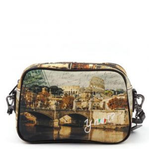 Borsa Donna Y NOT a Tracolla YES-310 Rome Santangelo