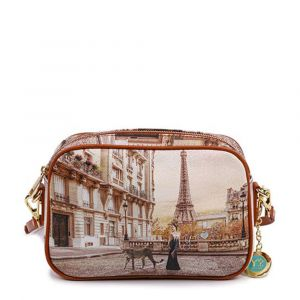 Borsa Donna Y NOT a Tracolla YES-310 Sauvage