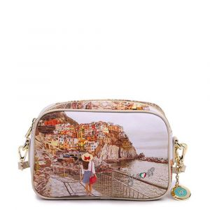 Borsa Donna Y NOT a Tracolla YES-310 Tramonto sul Mare