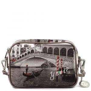 Borsa Donna Y NOT a Tracolla YES-310 Venice Bridge