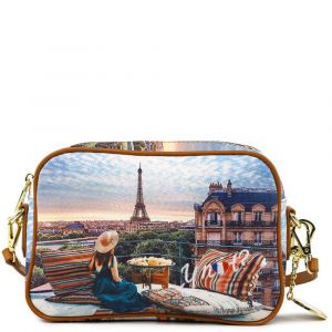 Borsa Donna Y NOT a Tracolla YES-310 Paris View