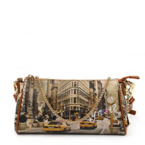 Borsa Donna Y NOT Pochette con Tracolla YES-313 New York Fifth Avenue