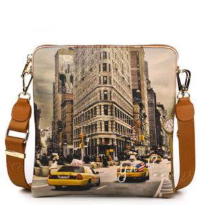 Borsa Donna Y NOT Bandoliera a Tracolla YES-314 New York Fifth Avenue
