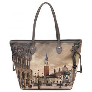 Borsa Donna Y NOT Shopping Grande a Spalla YES-319 Venezia San Marco
