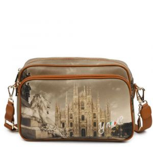 Borsa Donna a Tracolla Y NOT Milano Lion YES-331