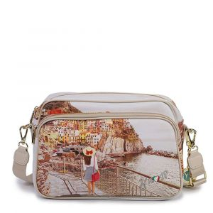 Borsa Donna a Tracolla Y NOT Tramonto sul Mare YES-331