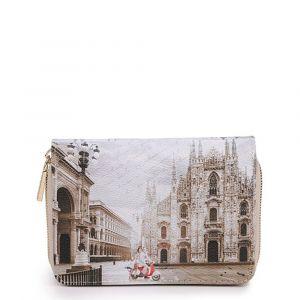 Portafoglio Compatto Donna Y NOT YES-362 Milano Classic
