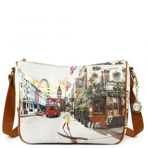 Borsa donna y not tracolla roma weekend h 370