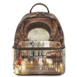 Zaino Donna Medio Y NOT con Tasca Esterna YES-381 Milano Gallery