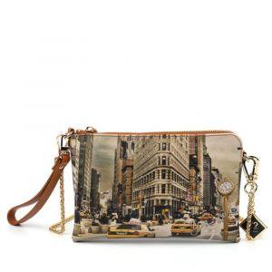 Borsa Donna Y NOT Pochette con Tracolla YES-384 New York Fifth Avenue