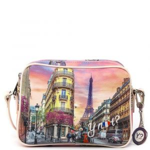 Borsa Donna a Tracolla Y NOT Paris Spring YES-420
