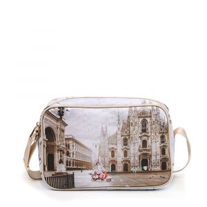 Borsa Donna Y NOT a Tracolla YES-440 Milano Classic