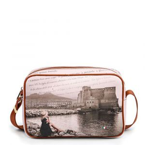 Borsa Donna Y NOT a Tracolla YES-440 Napoli Castel