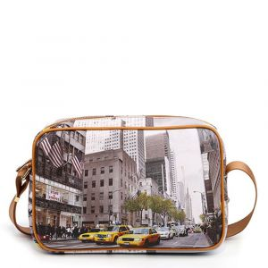 Borsa Donna Y NOT a Tracolla YES-440 New York Streets