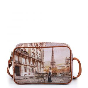 Borsa Donna Y NOT a Tracolla YES-440 Sauvage