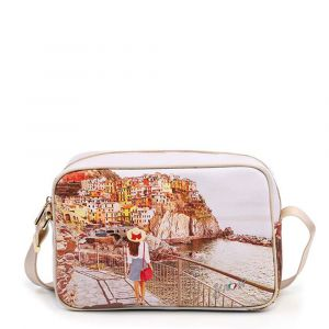 Borsa Donna Y NOT a Tracolla YES-440 Tramonto Sul Mare