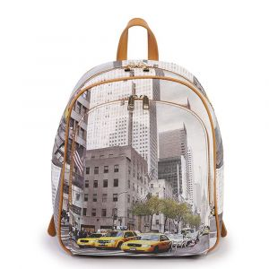 Zaino Donna Y NOT YES-579 New York Streets