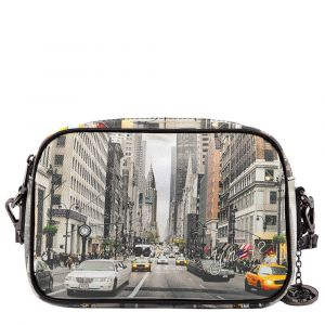 Borsa Donna Y NOT a Tracolla YES-310 NY Street Style