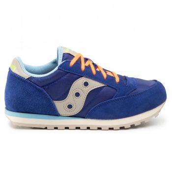 Scarpe Bambino Saucony Sneakers Jazz Original Kids Blue