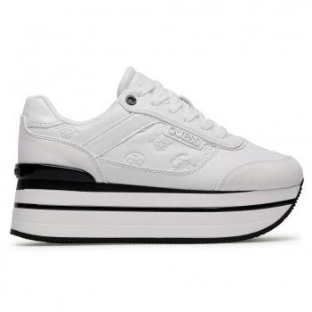 Scarpe Donna GUESS Sneakers Bianche Linea Hansin