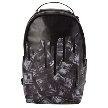 Zaino Uomo SPRAYGROUND stampa Money Drips