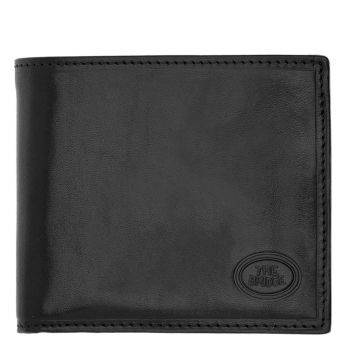 THE BRIDGE Story Line – Small Wallet with Coin Pocket Made in Italy