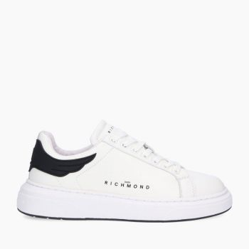 Scarpe Donna JOHN RICHMOND Sneakers in Pelle Bianca