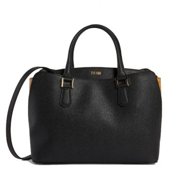 Borsa Donna a Mano 1A Classe Alviero Martini linea Dream Way Nero GQ22