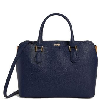 Borsa Donna a Mano 1A Classe Alviero Martini linea Dream Way Blu Notte GQ22