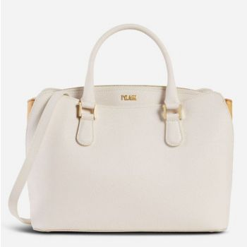 Borsa Donna a Mano 1A Classe Alviero Martini linea Dream Way Bianco GQ22