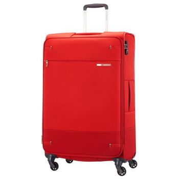 Trolley Grande Semirigido Espandibile 4 Ruote 78cm 3.1kg Samsonite Base Boost Red