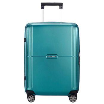 Trolley Grande 75 cm 4 Ruote Leggero 3,7 kg  - Samsonite Orfeo Spinner Blue Lagoon