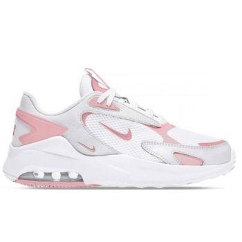 Scarpe NIKE Sneakers linea Air Max Bolt colore Bianco - Rosa