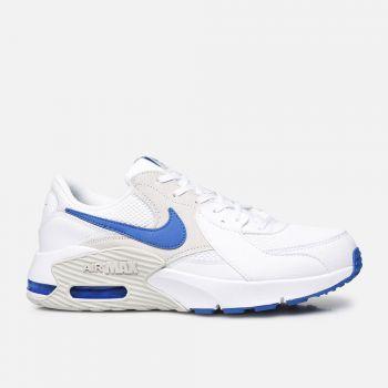 Scarpe NIKE Sneakers linea Air Max Excee colore Bianco - Blu