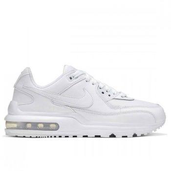 Scarpe Bambina NIKE Sneakers linea Air Max Wright colore Bianco
