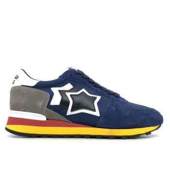 Scarpe Uomo ATLANTIC STARS Sneakers Linea Argo Tiger Lily Evo