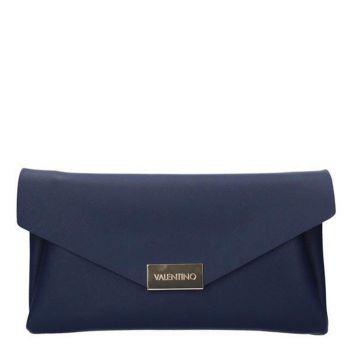 Pochette Donna con Tracolla VALENTINO BAGS linea Arpie colore Navy