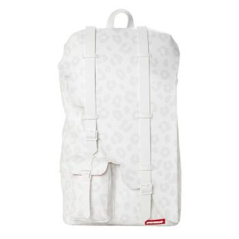 Zaino Uomo SPRAYGROUND Big Ass Wing Top Loader colore Bianco