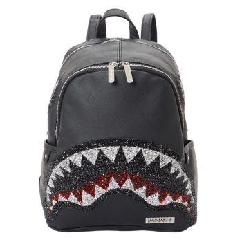 SPRAYGROUND Savage Line Trinity 2.0 Black Print Backpack for Women