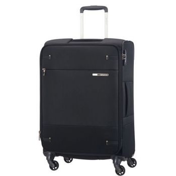 Trolley Grande Semirigido Espandibile 4 Ruote 78cm 3.1kg Samsonite Base Boost Nero
