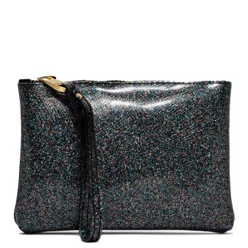 Pochette Donna Mini a Mano GUM modello Numbers linea Glitterberg colore Glitter Multy