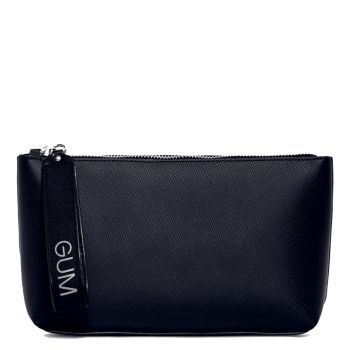 Pochette Donna a Mano GUM linea Capital Gum colore Navy Mat