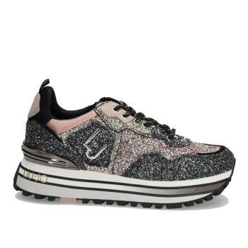 Scarpe Donna LIU JO Sneakers con Glitter Multicolor